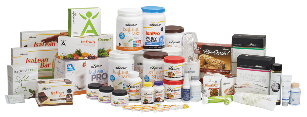 Health products buy isagenix