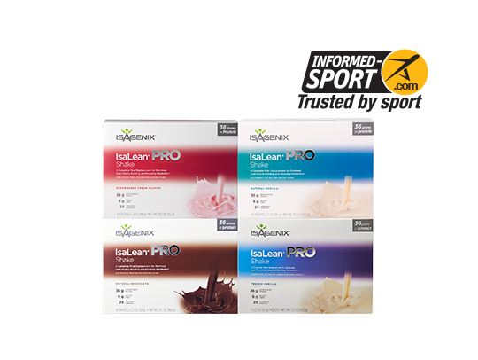 Isagenix Performance System