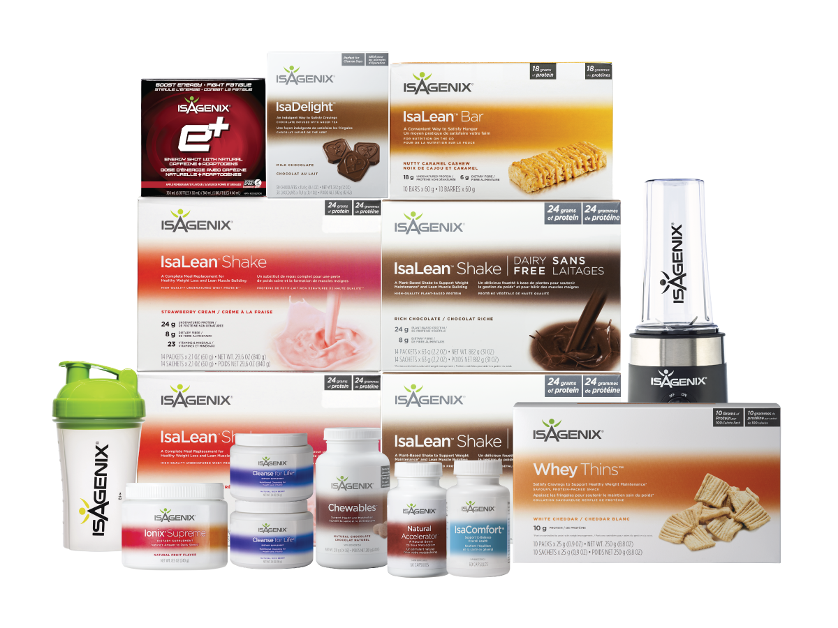Isagenix 30 Day Program Premium