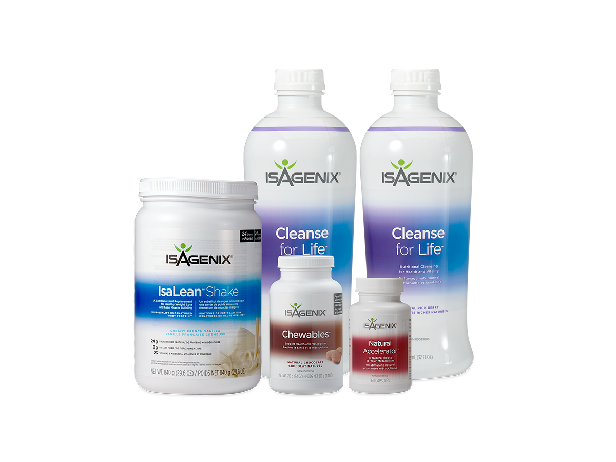 Isagenix 9 Day Program