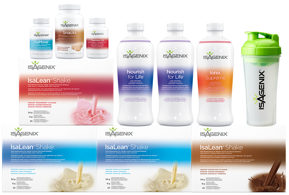 Isagenix 30 Day Program UK