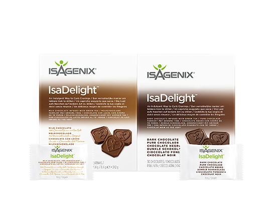 Isagenix Chocolates IsaDelight UK