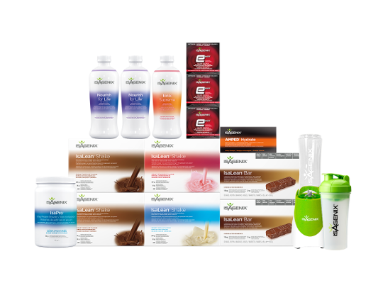Isagenix Performance Value pack