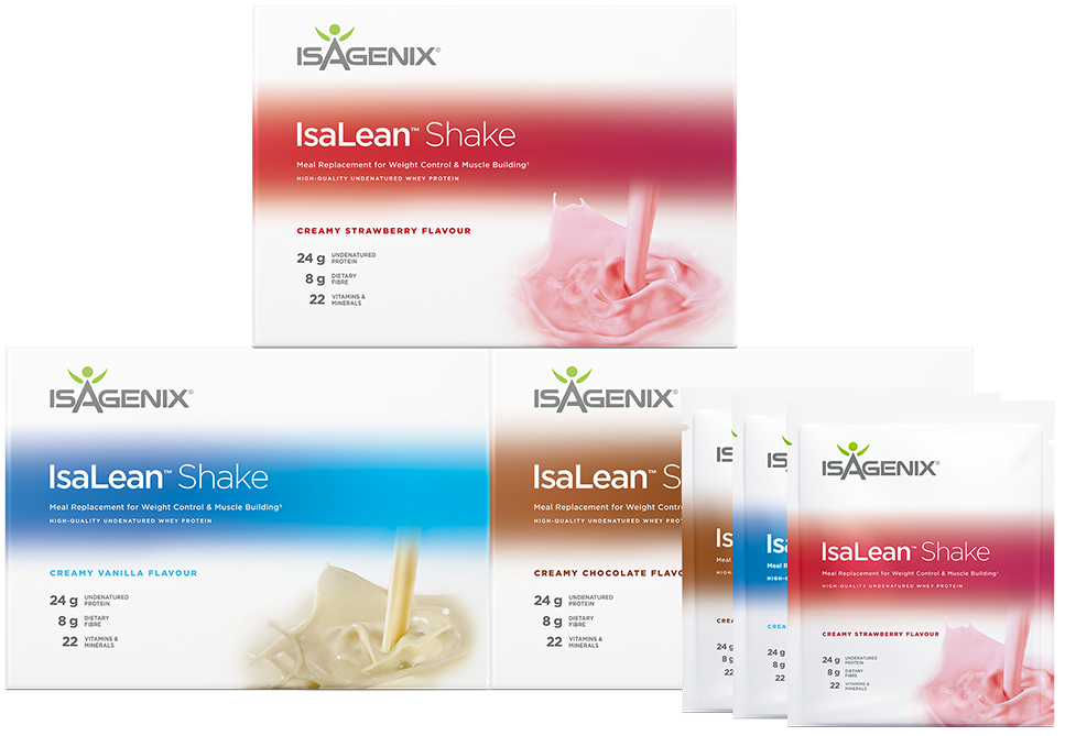 Isagenix Shakes UK
