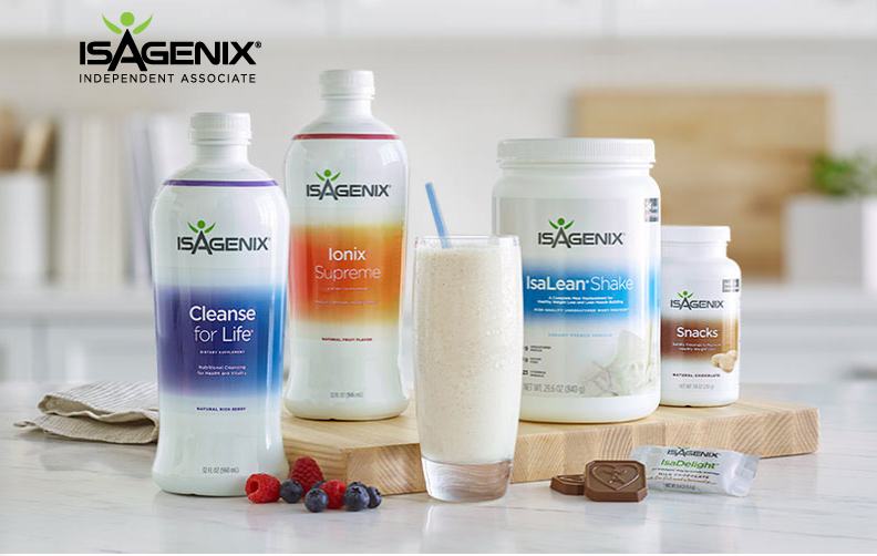 Buy Isagenix Products Online